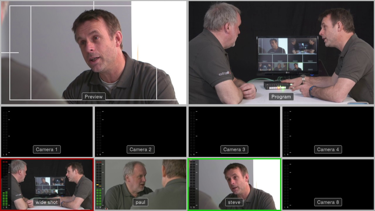 Atem Television Studio Hd Youtube