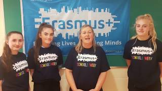 "Leitrim County Council's ""BFireSafe@School"" Erasmus+ School Education Project"