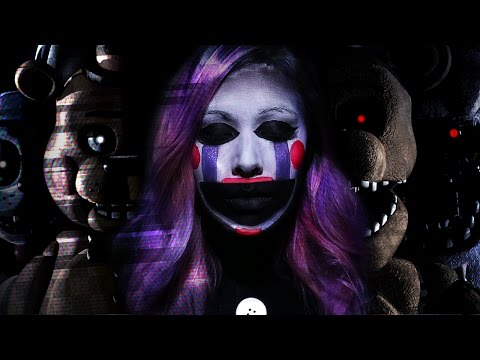 Five Nights at Freddy's PUPPET - Cosplay