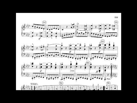Beethoven Piano Sonata No. 12 in A-flat major Op. 26 - Schna
