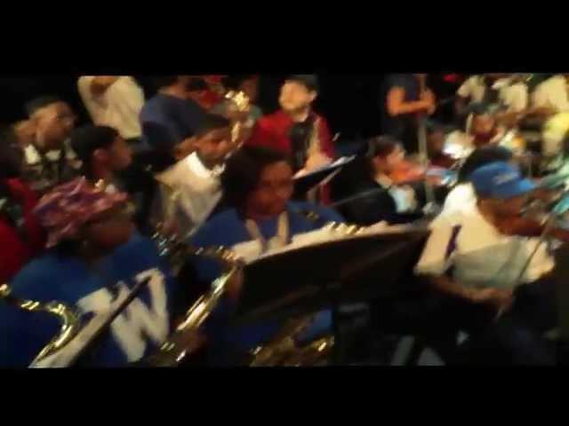 Avery Dixon -  Kebbi Williams - Music in the Park  ATL  2015
