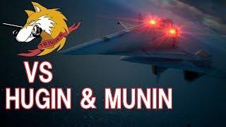 Ace Combat 7 Boss Battle: Raven vs Hugin and Munin