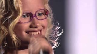 Арина Миронова. Diamonds - Слепые прослушивания - Голос Дети - Сезон 3