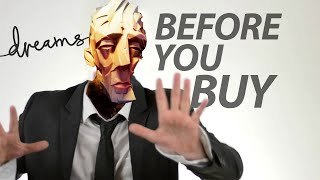 Dreams - Before You Buy (Video Game Video Review)