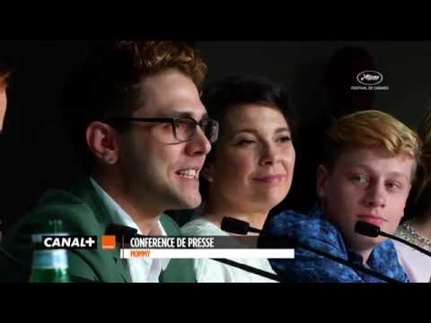 Cannes 2014 - MOMMY : Le meilleur de la conférence de Presse