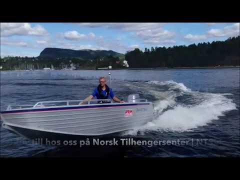 Start 450 Nordic aluminiumsbåt fra NTS.no | Norsk Tilhengersenter as