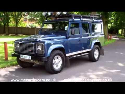 used land rover defender for sale croydon surrey uk youtube. Black Bedroom Furniture Sets. Home Design Ideas