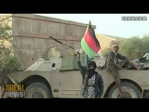 AFRICOM and the Conflict in Mali