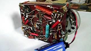 Akkord Peggie: Erstes in Deutschland käufliches Transistorradio - 1957