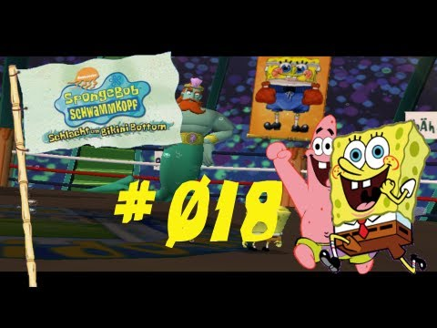 SpongeBob SquarePants: Battle For Bikini Bottom Gamecube