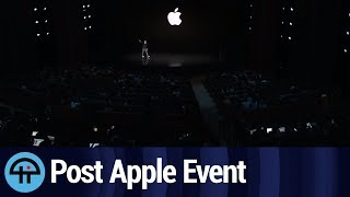 Rene's Thoughts on the Apple Event
