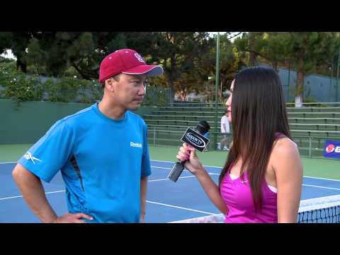 Michael Chang Classic Tennis Kick-Off Clinic_PART 1 of 1