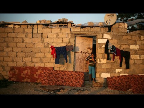 Life in Gaza after 10 years of Israeli blockade (360 video)