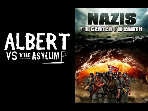 Nazis at the Center of the Earth (2012) Hollow Earth Movie Review: Albert vs. The Asylum