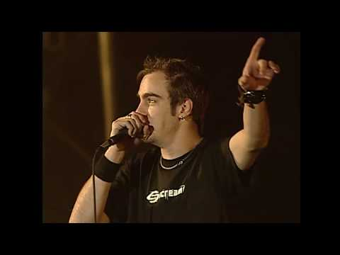 Three Days Grace Live at at Cidade do Rock, Rio de Janeiro, Brazil 15 May 2004