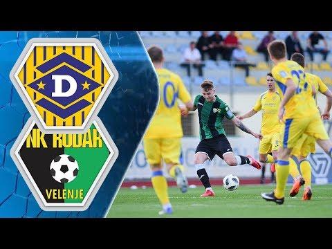 28. krog: Domžale - Rudar 3:0 ; Prva liga Telekom Slovenije 2017/2018