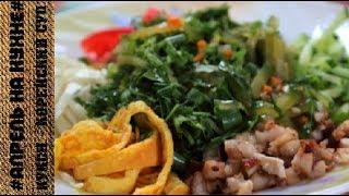 Кукси - Корейский суп.Секреты корейской кухни. Рецепт от Апрель на Кухне#АпрельнаКухне#