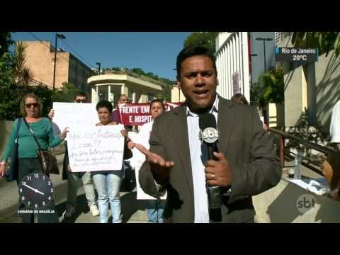 Crise financeira prejudica atendimento nas unidades de saúde - SBT Notícias (11/07/17)