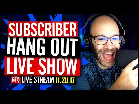 YouTube Channel Tips and Subscriber Hangout