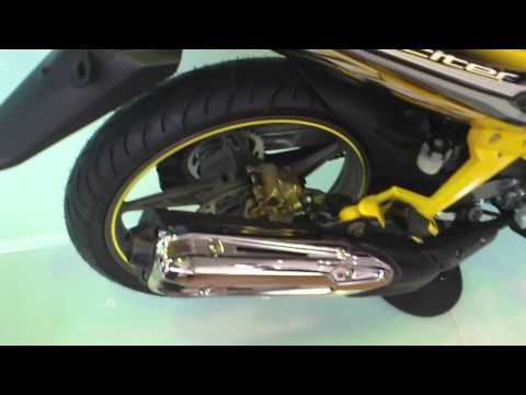 Tinhte.vn - Trên tay Yamaha Exciter 2011