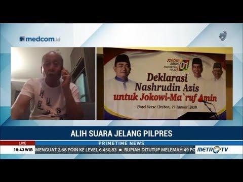 Demokrat Kaget, Walikota Cirebon Pindah Suara Jelang Pilpres 2019