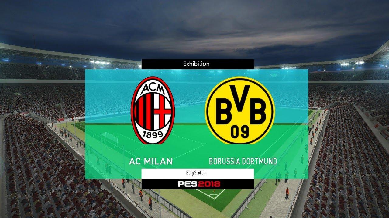 Ac Milan Vs BoruГџia Dortmund