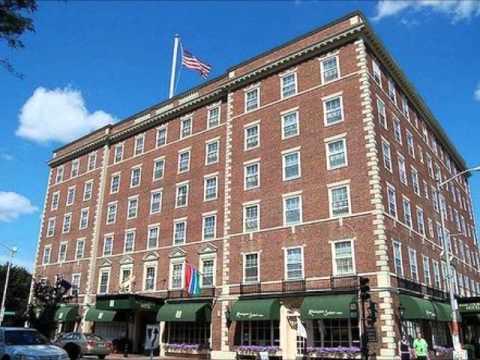 Salem Marine Society, Hawthorne Hotel