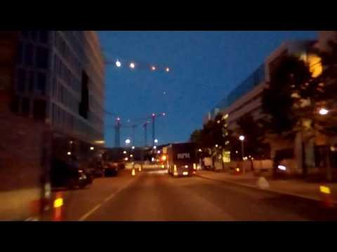 OSLO@Oslo Havn - Operaen - Oslo S - Tøyen - Galgeberg - Vålerengatunnelen - Helsfyr - Brynseng