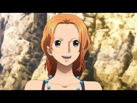 One Piece - Nami Compilation (Movies & Specials) [HD]