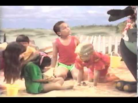 barney and the backyard gang episode 1 a day at the beach youtube
