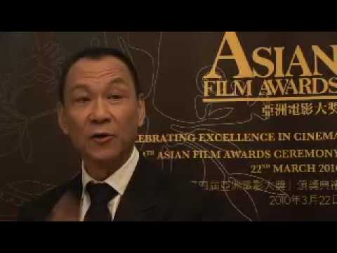 WANG Xueqi  The 4th AFA Nominee in Best Actor