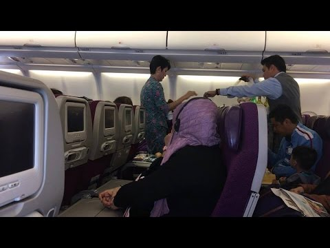 [Quick review] Malaysia Airlines A330 economy class Hong Kong to Kuala Lumpur