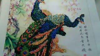Обзор алмазной живописи с Алиэкспресс - 3д, 5д, алмазная вышивка, мозаика