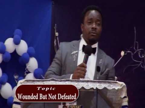 PASTOR CHIDOZIE Sunday Live. Wounded but not defeated message