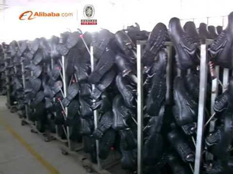 Safety Footwear Factory -HUAERXIN SHOES CO.,LTD China