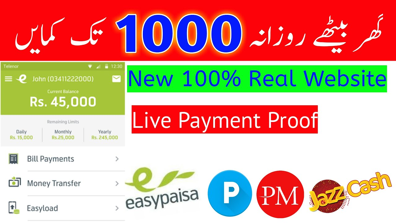How to Earn Money in Pakistan   Earn money without ...