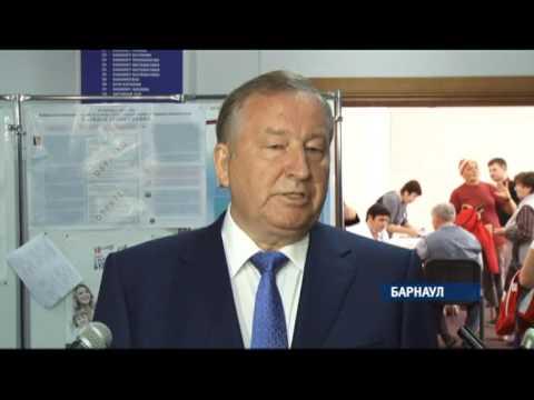 Александр Карлин: «Избирательный процесс в крае идет активнее, чем в 2011 году»
