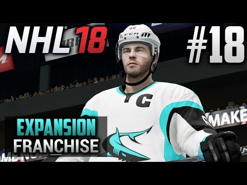 NHL 18 Expansion Franchise   Quebec Dorsals   EP18   THIS SEASON IS GONNA BE GOOD... (S3G1)