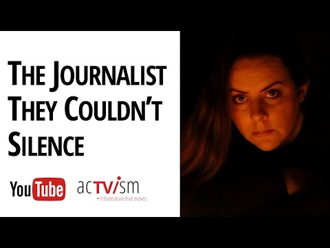 The Journalist They Couldn't Silence
