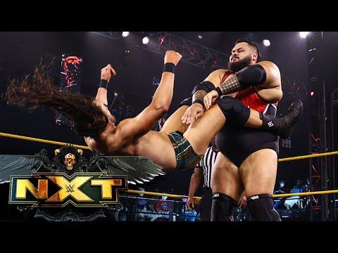 Bronson Reed vs. Adam Cole: WWE NXT, July 27, 2021