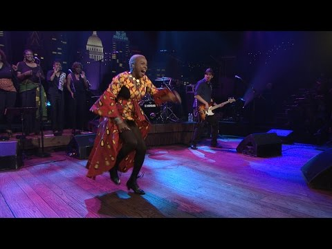 "Angelique Kidjo on Austin City Limits ""Pata Pata"""