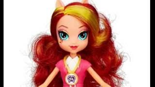 Куклы девочки эквестрии