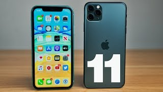 iPhone 11 - 11 TIPS & TRICKS!