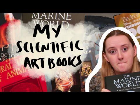 Great Scientific Art Books for Marine Biologists