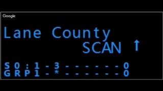 Live police scanner traffic from Douglas county, Oregon.  10/14/2018  5:08 pm