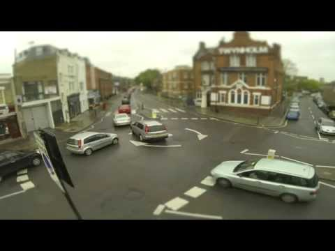 Time Lapse - GoPro HERO3 - Fulham Cross