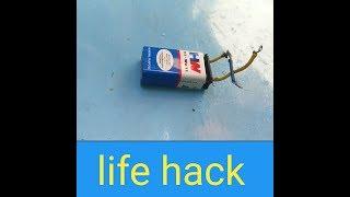 Aswoam life hack
