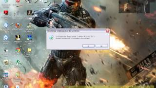 Descargar Trainers de Crysis 1 y 2 - MEDIAFIRE