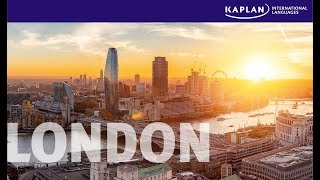 Learn English in London - Covent Garden | Kaplan International Languages | Around the World