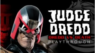 Judge Dredd: Dredd vs. Death (HD PC) Part 1